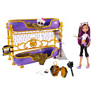 Monster High Clawdeen Wolf G1 Playsets Doll