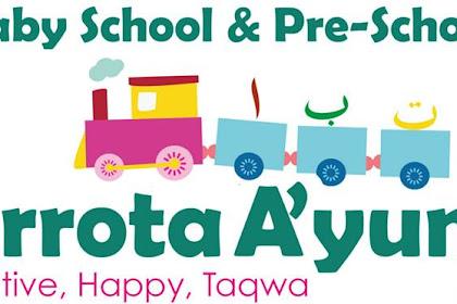 Lowongan Kerja Pekanbaru : Baby School & Pre-School Qurrota'Ayun Juni 2017