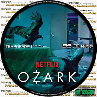 GALLETA [SERIE TV] OZARK - TEMPORADA 1 - [2018] [COVER DVD]