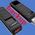 عمل نسخة احتياطية للفلاش ميموري USB و طريقة استرجاعها