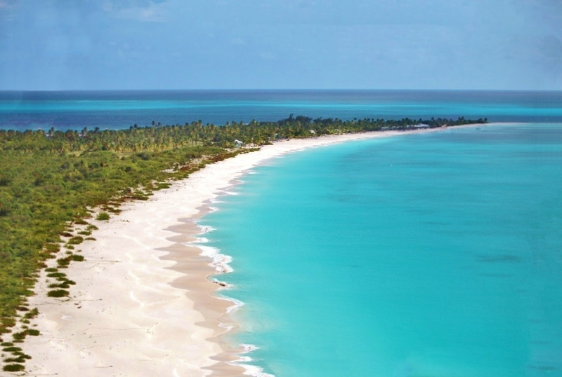 17 Mile Beach Barbuda The Best Beaches In World