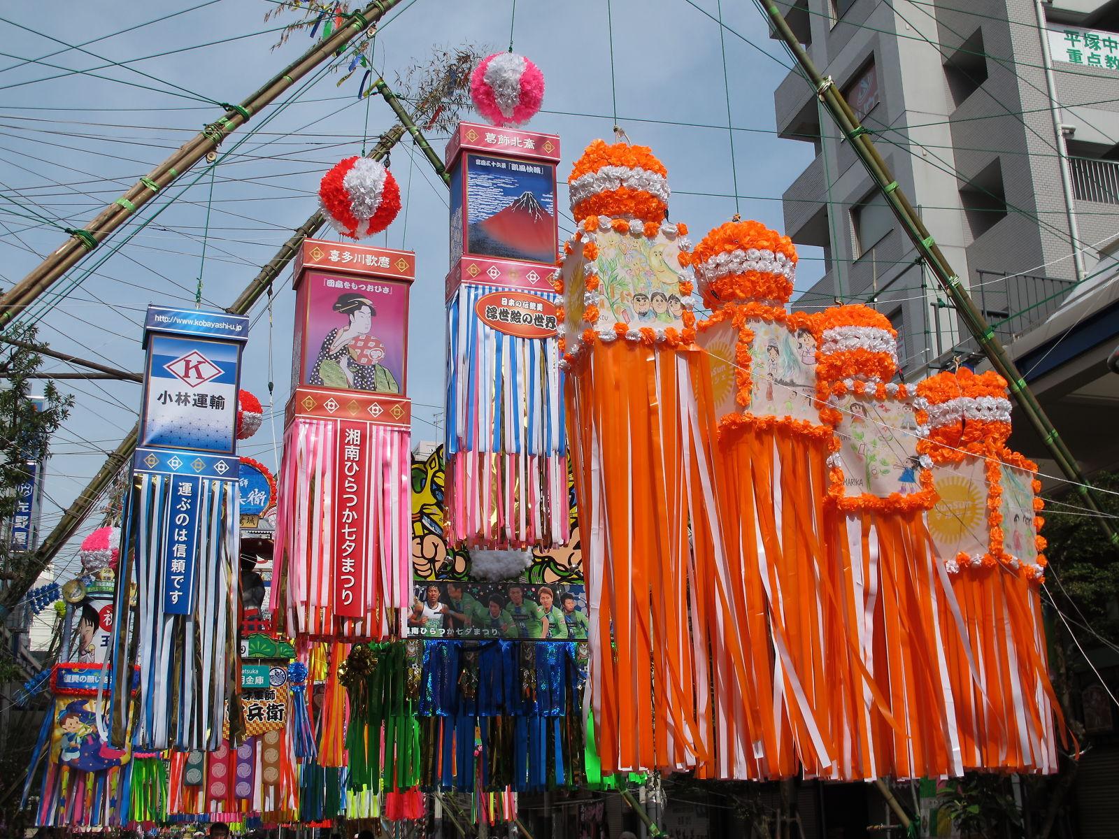 なるちゃんの徒然日記: 湘南平塚七夕祭り