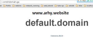 Menambahkan Domain pada VestaCP