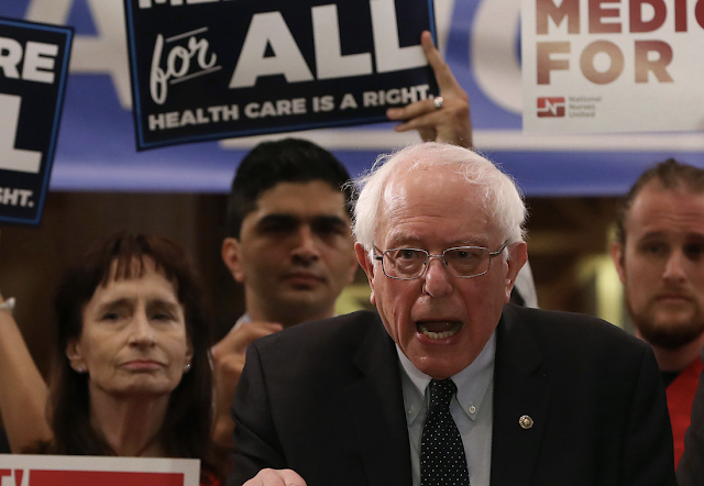 Bernie Sanders is cool with capitalism for himself, but no one else