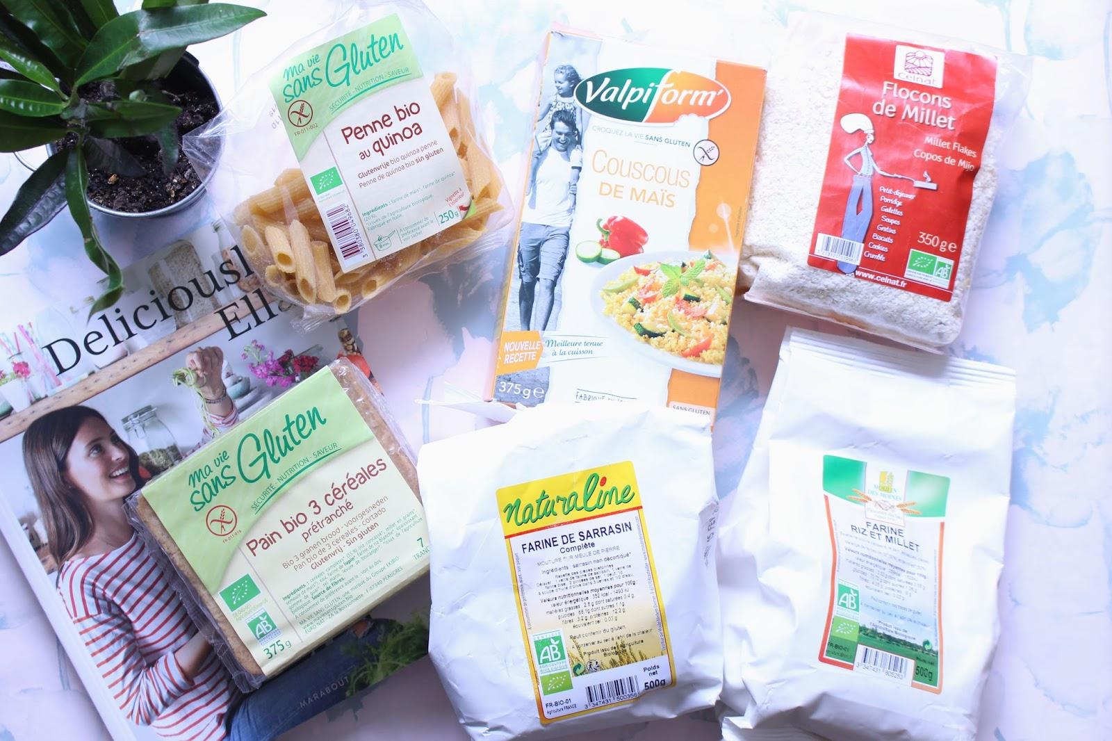 alimentation sans gluten