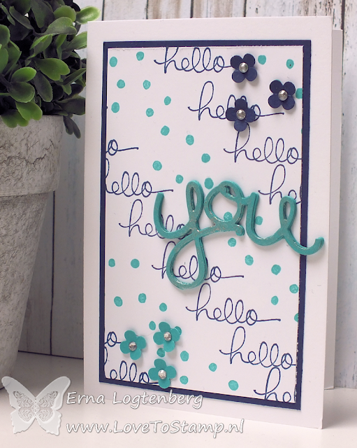 stampinup lovetostamp endless birthday wishes