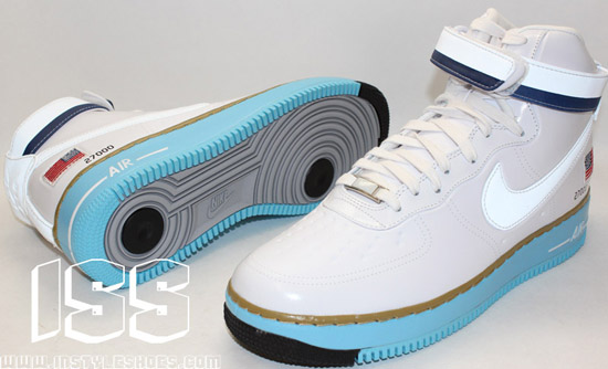 Nike Air Force 1 High Bday QS Presidential | Nike | Sole