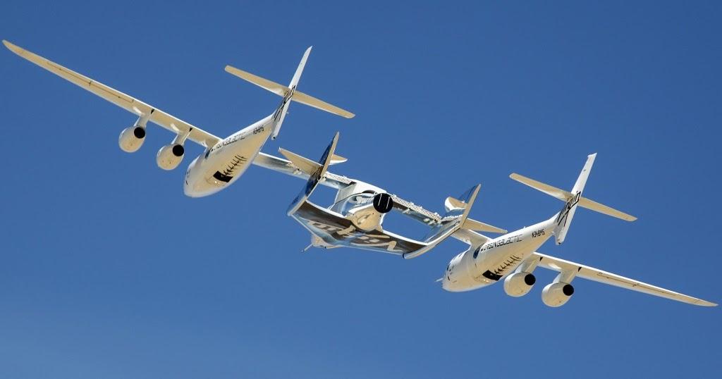Virgin Galactic, effettuato il 1° volo di test della nuova navetta spaziale suborbitale SpaceShipTwo