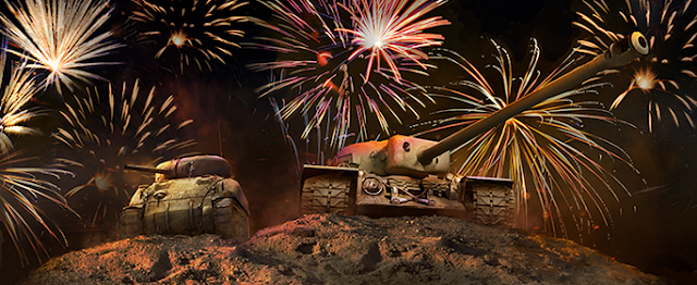 Semana de la independencia en World of Tanks