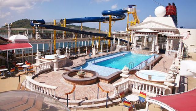 Star Cruises family-friendly amenities