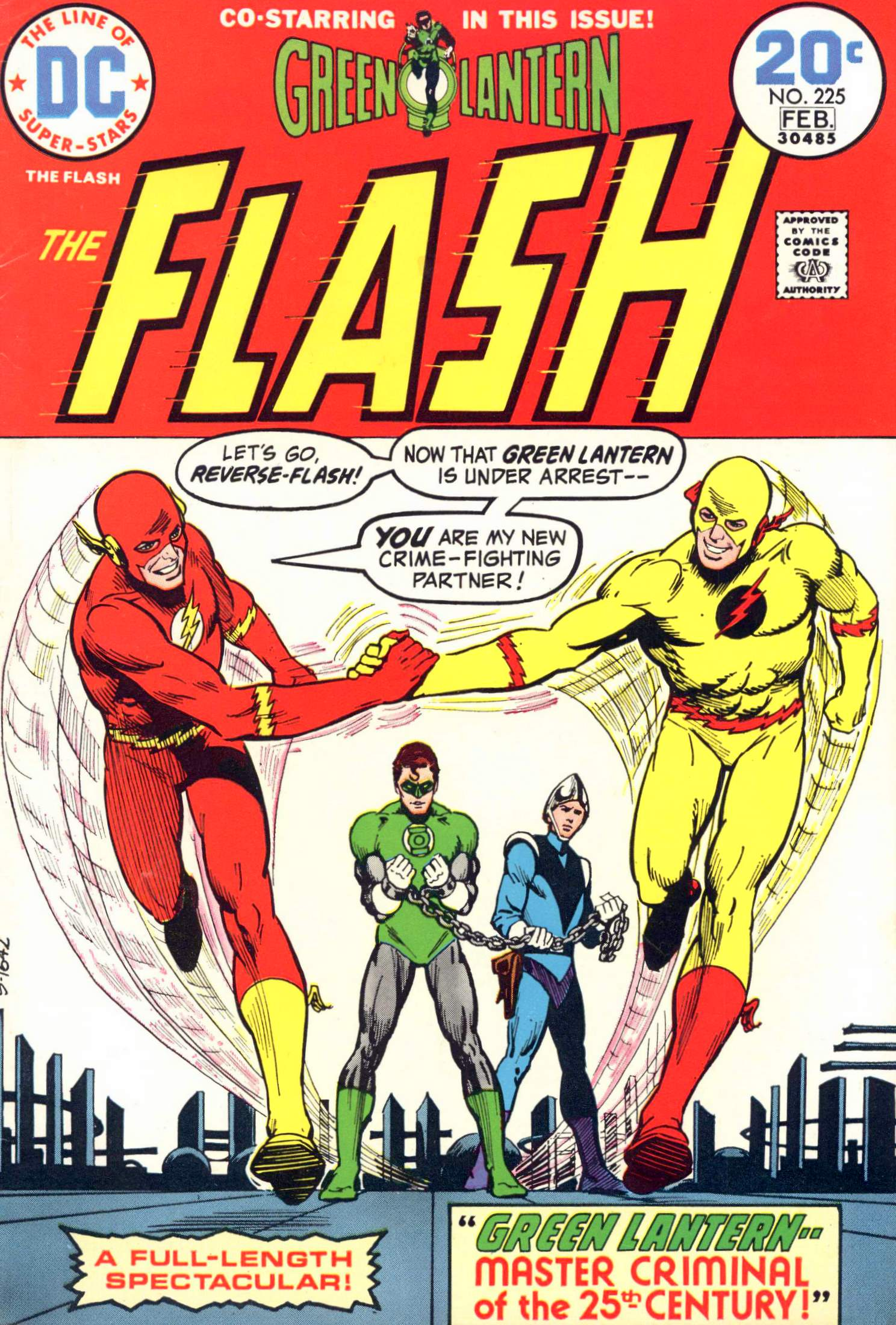 The Flash (1959) 225 Page 1