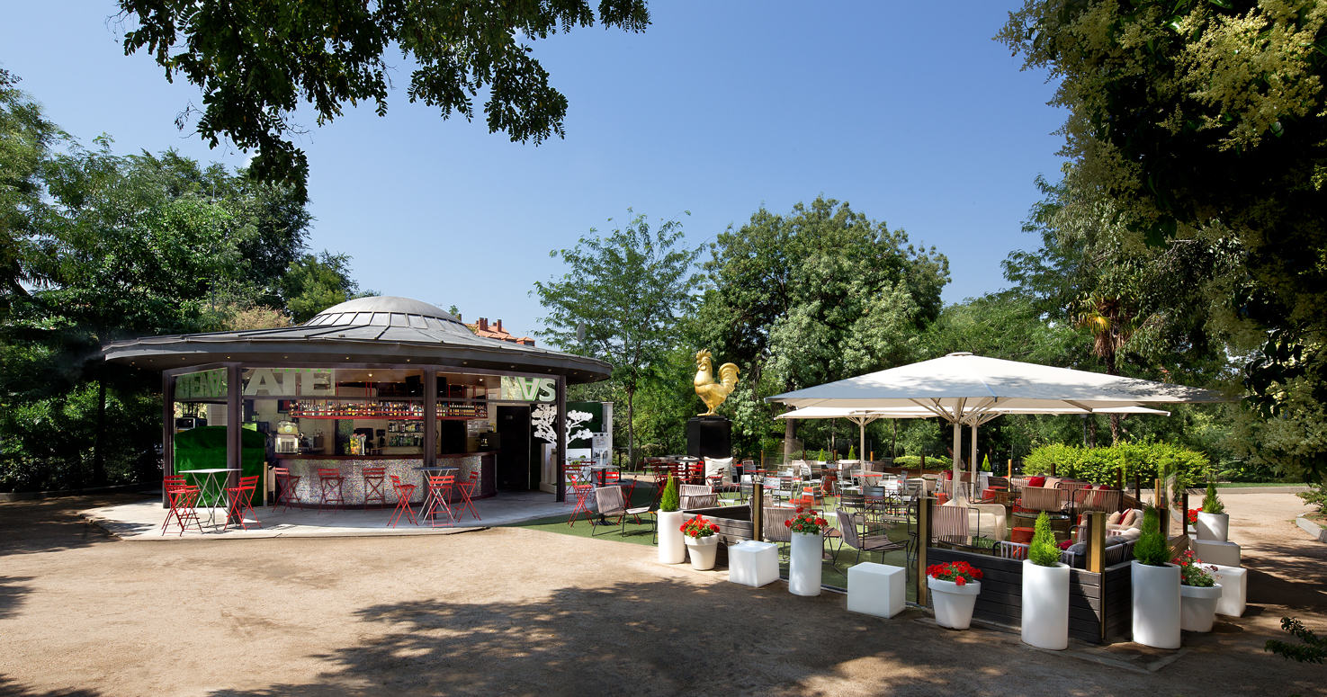 Madrid S Terraces The Best In Summer Ail Madrid