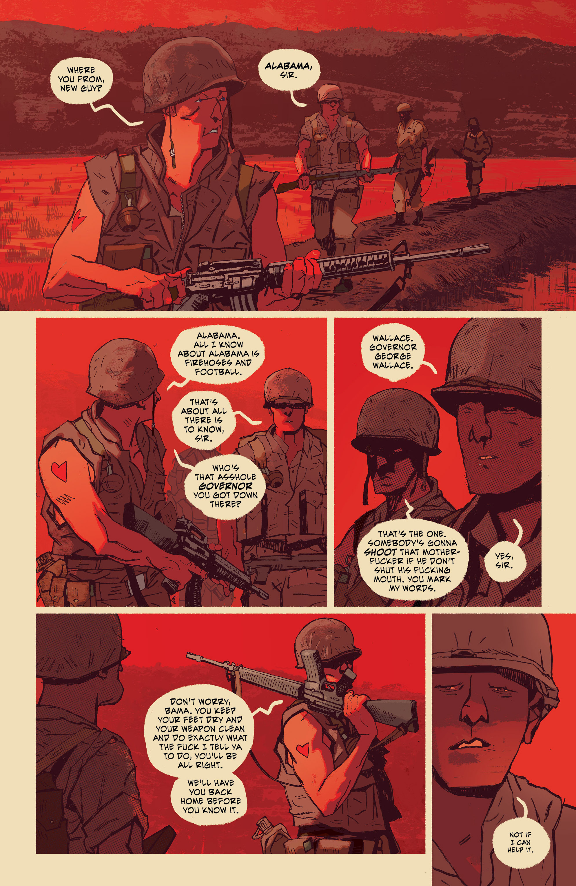 Read online Southern Bastards comic -  Issue #4 - 3