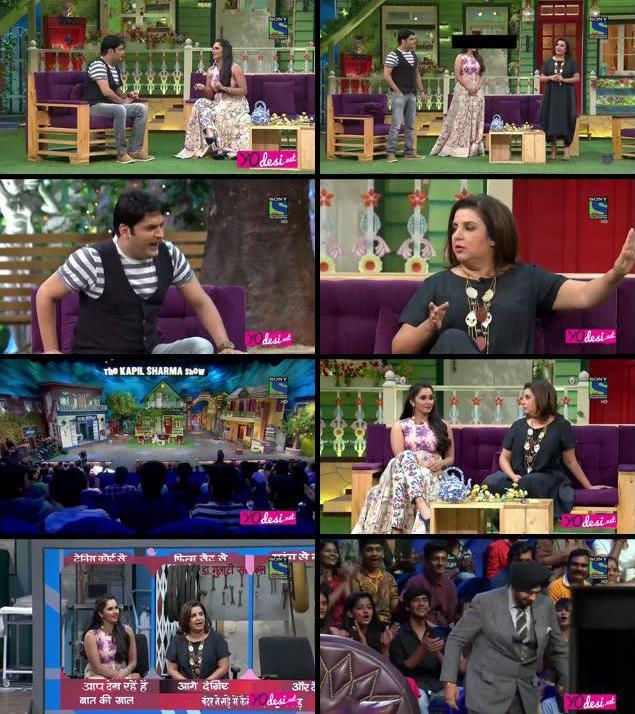 The Kapil Sharma Show 05 June 2016 HDTV 480p