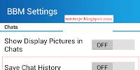 Update BBM Aman Tanpa Hilang History Chat, Ini Caranya !