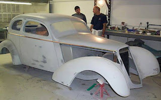 Build a Classic Car Project by Chip Foose 06