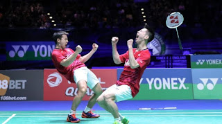 Jadwal LIVE Streaming All England 2018