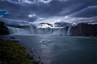 Iceland's waterfalls are a top european destination