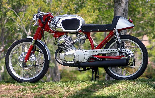 motor modifikasi antik terkeren