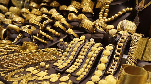 بورصة الذهب في الامارات والسعودية اليوم