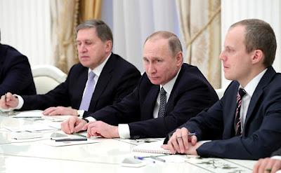 Vladimir Putin, Kremlin