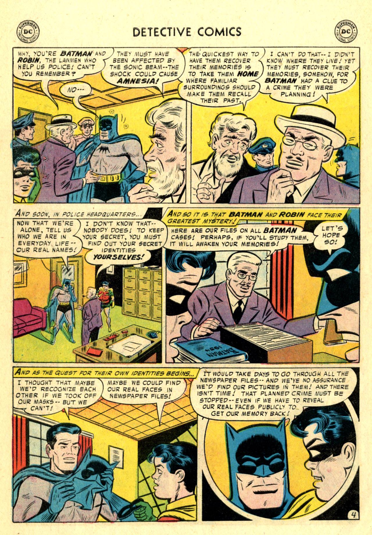 Detective Comics (1937) 234 Page 5