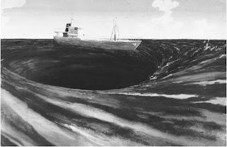 Desapariciones barcos Mar del Diablo