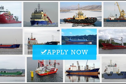 Urgently full crew for dredging vessel, oil tanker and work boat