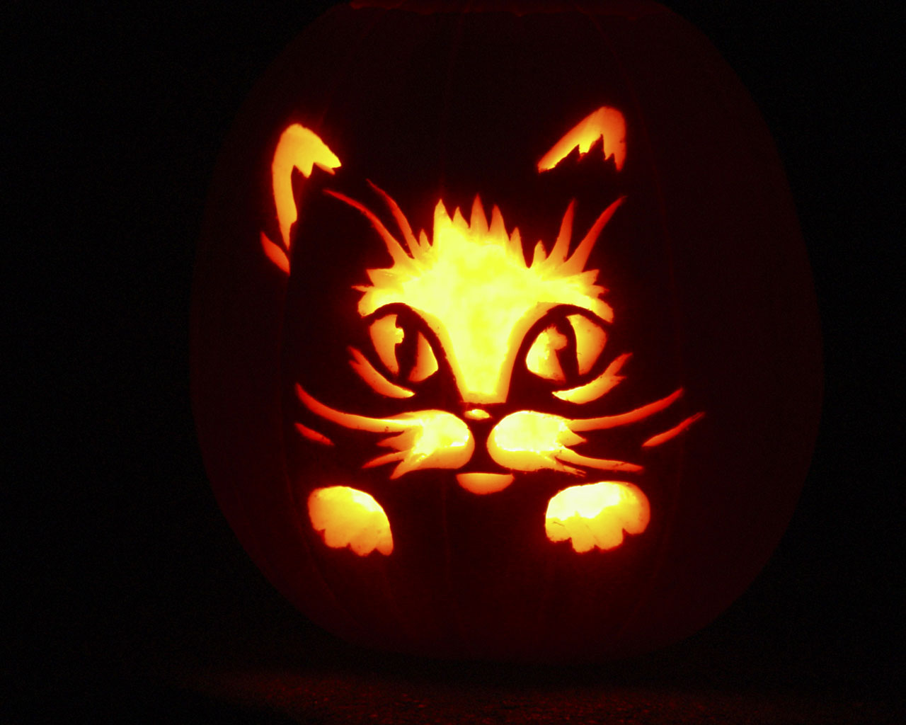 Halloween Pumpkin Glitter Graphic. Five Nights At Freddys Halloween