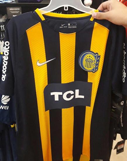 derrochador Arriesgado Costa  Nike Rosario Central 2018 Kits Leaked - Footy Headlines