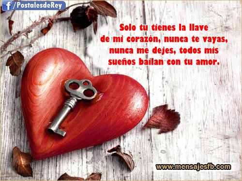 Imagenes De Corazones Amor Con Frases