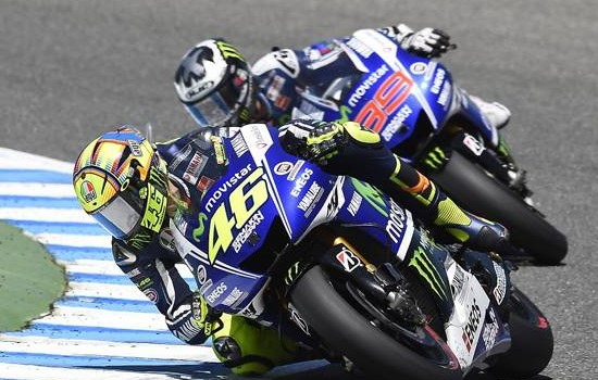 Duel Duo Movistar Yamaha