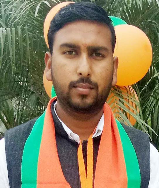 Bhanakpur sarpanch Sachin Mandotiya Market Committee appointed member of Ballabgarh