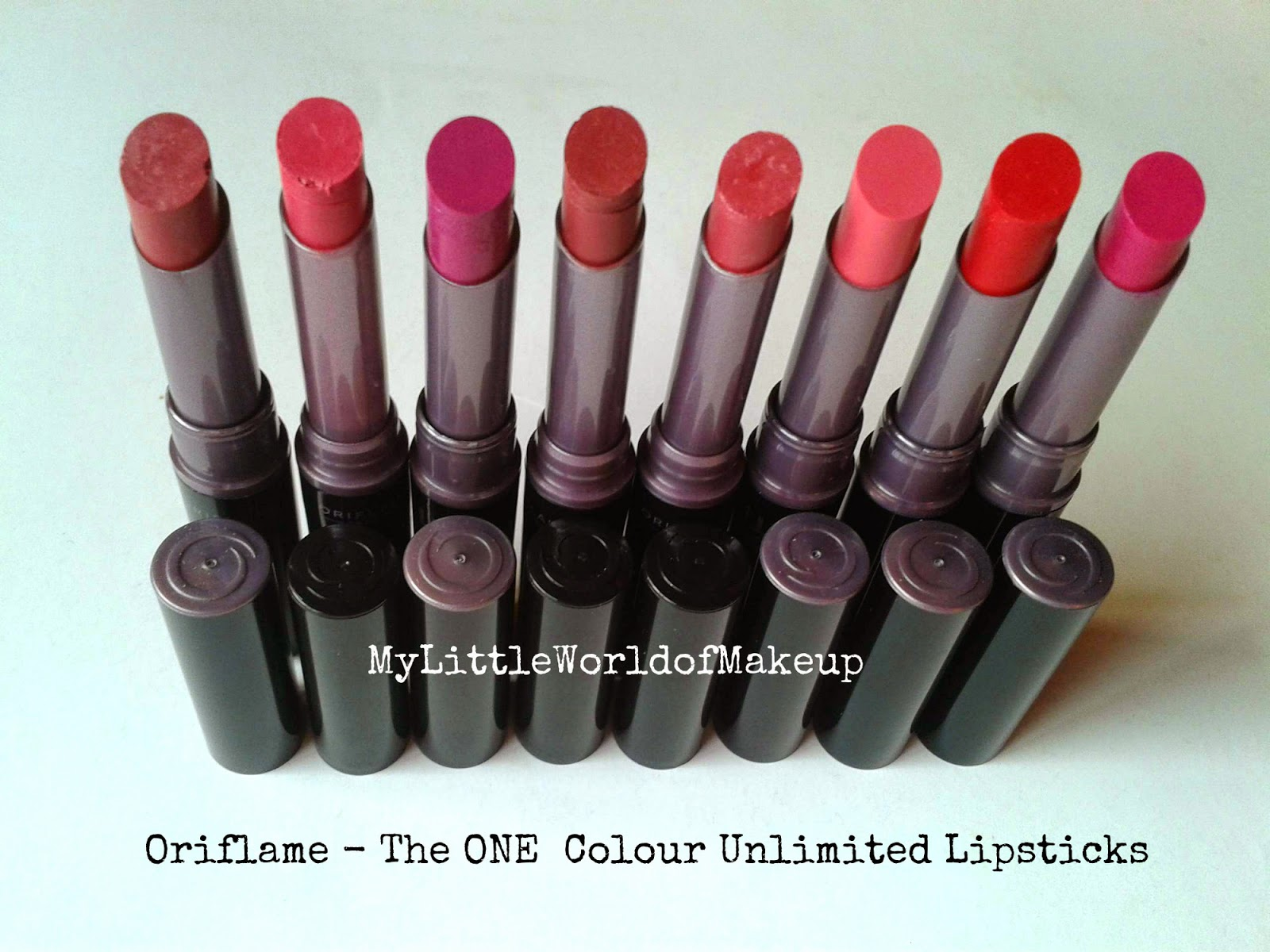 Oriflames The One Colour Unlimited Lipstick In Always Cranberry Lipstik Joy I Was Excited To Receive Their Entire Range Try On If You Wish Know More About This Keep Reading