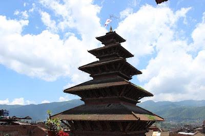 Nyatapolo|five story temple|Bhaktapur 2