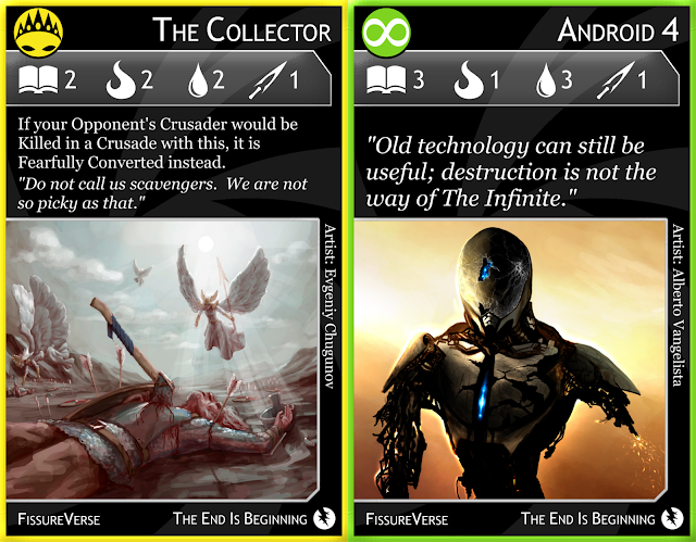 The Collector & Android 4