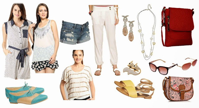 A Summer Essentials Fashion Guide