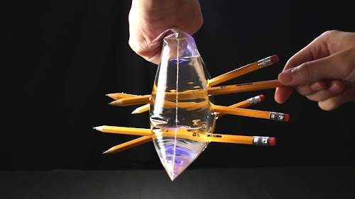 تجارب مدهشة علمية يمكنك القيام بها في المنزل بادوات بسيطة