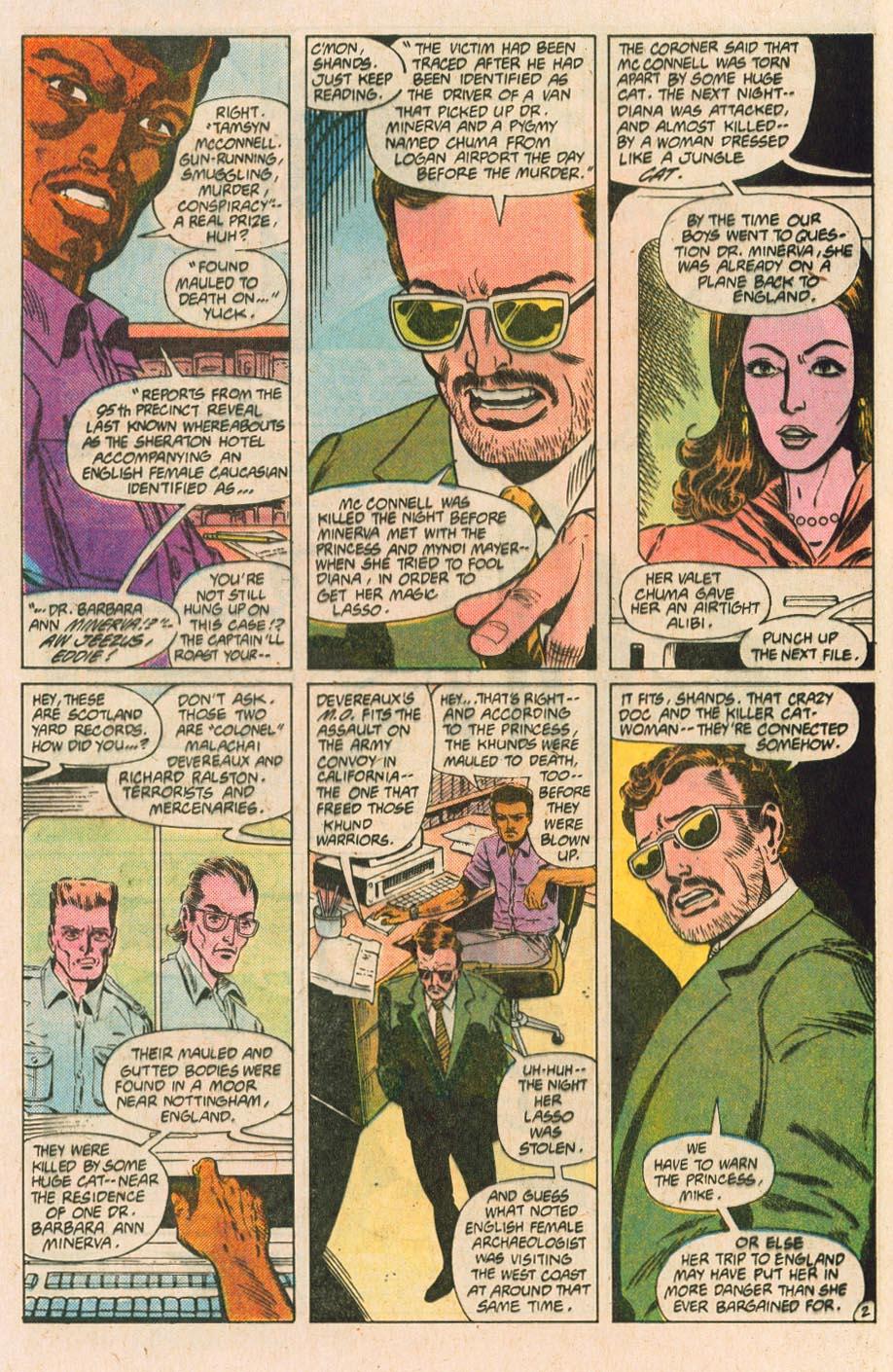 Read online Wonder Woman (1987) comic -  Issue #31 - 4
