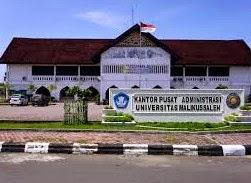 Pendaftaran Mahasiswa Baru UNIMAL ( Universitas Malikussaleh ) Lhokseumawe 2018-2019