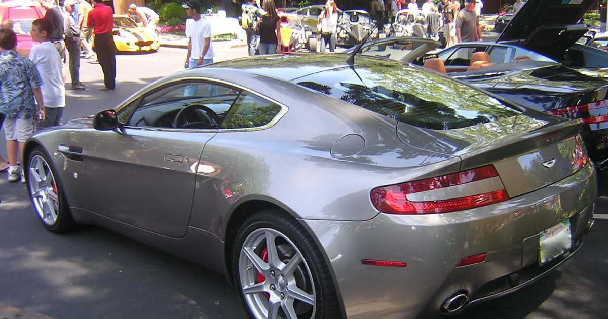 Dave Car Guy Long Term Ownership Costs And Impressions 2007 Aston Martin V8 Vantage