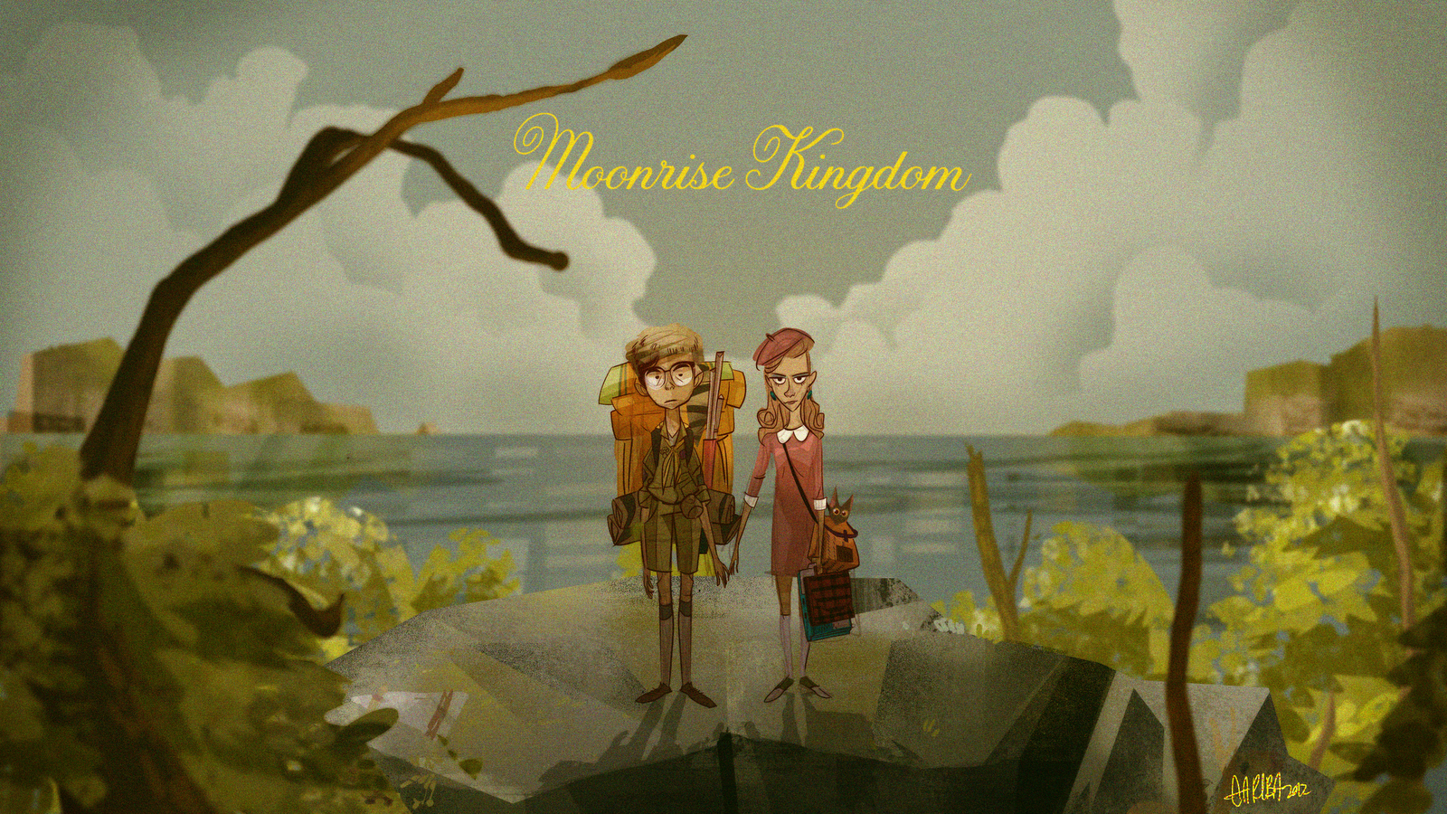A Fan Apart: Moonrise Kingdom: DVD Review