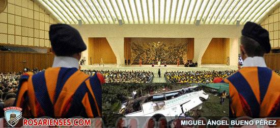 El pésame del Papa por accidente en Colombia: 26 muertos y 15 heridos | Rosarienses, Villa del Rosario
