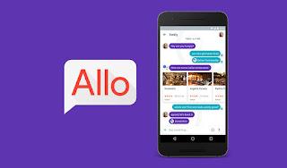 تحميل برنامج جوجل ألو Google Allo للدردشة بديل واتس اب