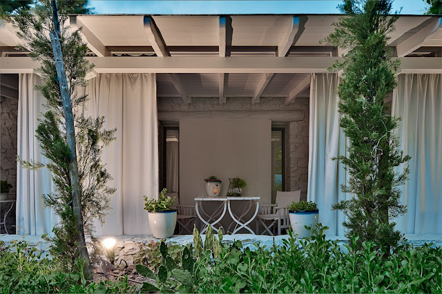 An eco philosophy resort in Halkidiki, Greece   321