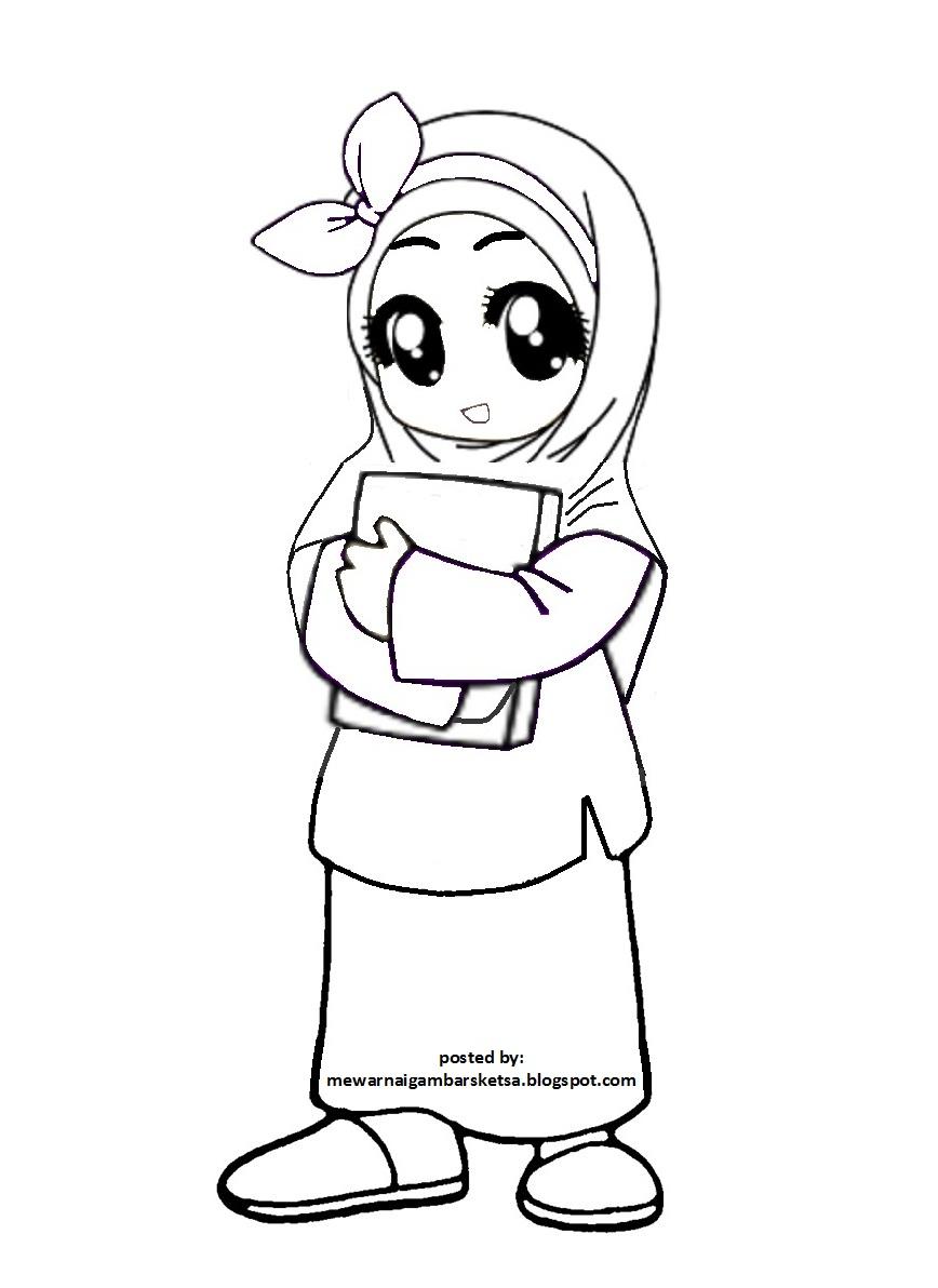 ✓ Dokter Cantik Berhijab Gambar Kartun Dokter Muslimah