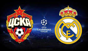 موعد مباراة ريال مدريد وسسكا موسكو ضمن دوري أبطال أوروبا و القنوات الناقلة