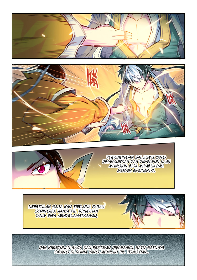Baca Komik Jiang Ye Chapter 37 KomikStation
