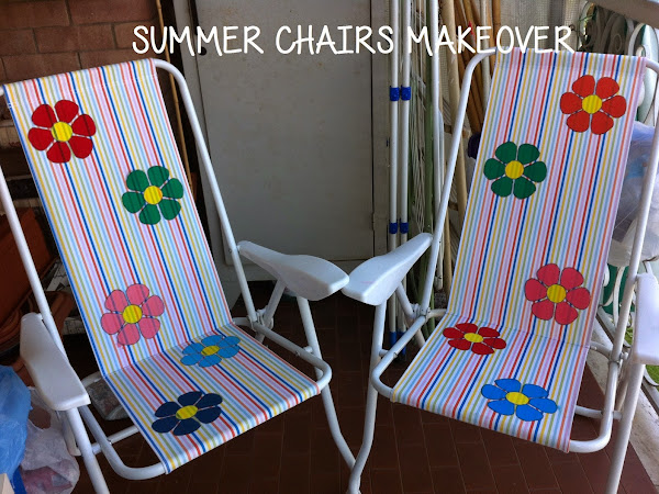 SUMMER CHAIRS MAKEOVER