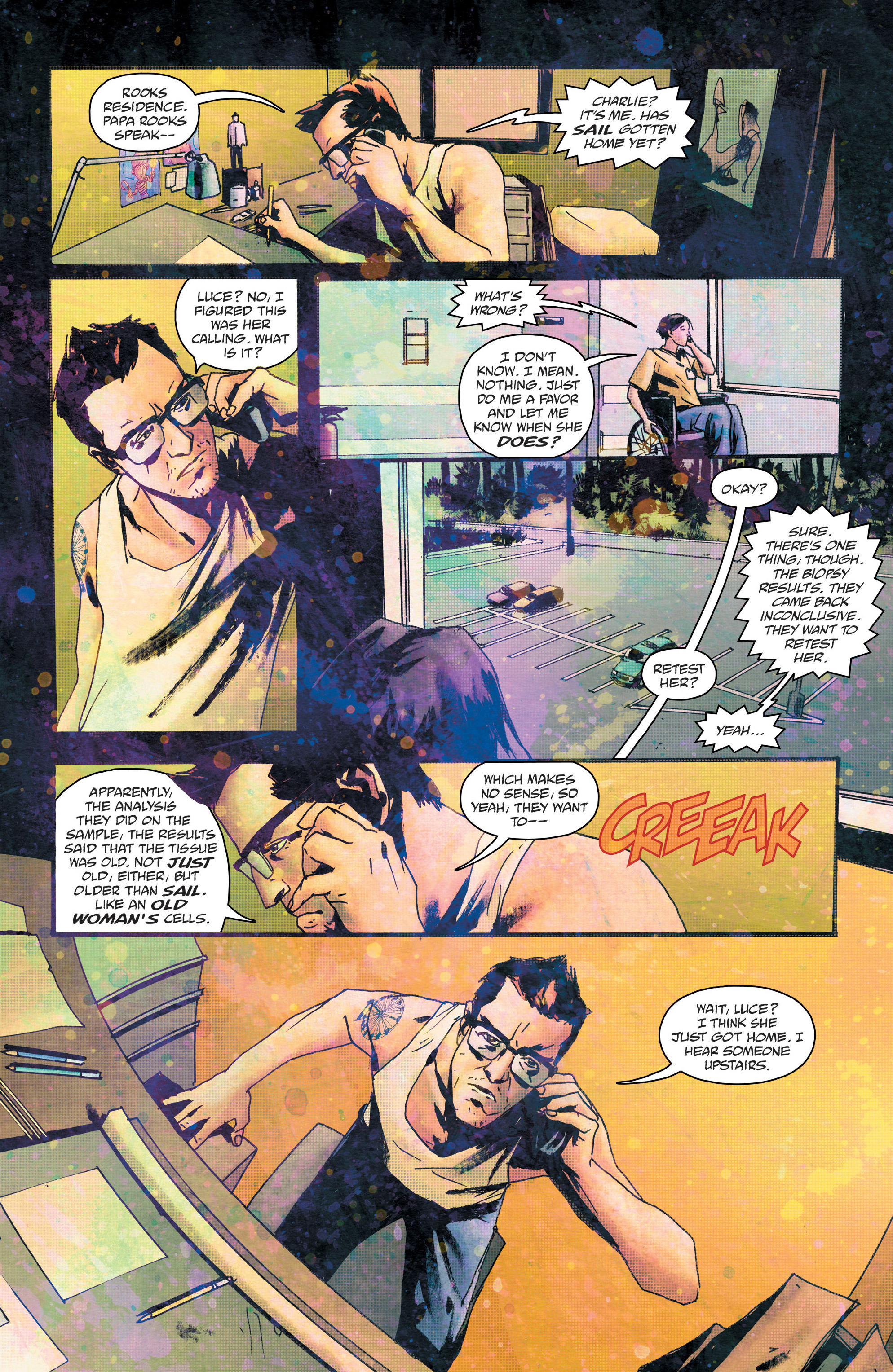 Read online Wytches comic -  Issue #2 - 18